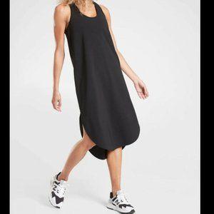 Athleta Black Illuminate Dress - S